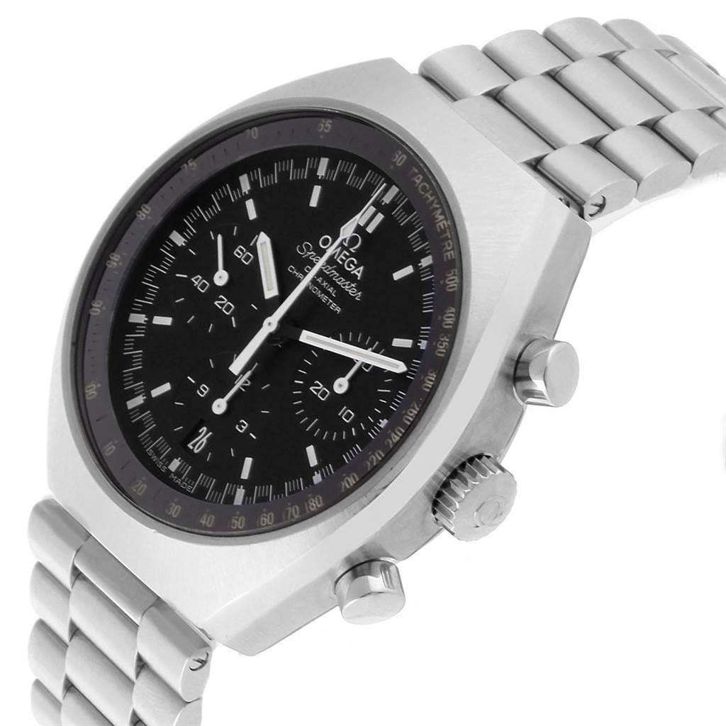22403 Omega Speedmaster Mark II Co-Axial Watch 327.10.43.50.01.001 Box SwissWatchExpo