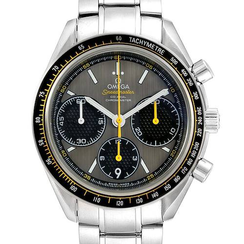Photo of Omega Speedmaster Racing Co-Axial Watch 326.30.40.50.06.001 Box Card