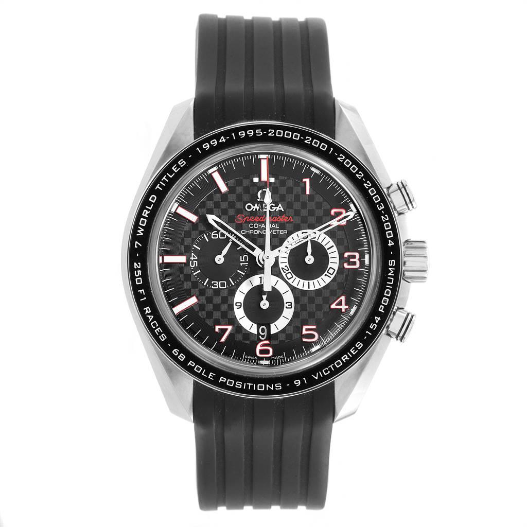 Omega Speedmaster Legend Chronograph Mens Watch 321.32.44.50.01.001 SwissWatchExpo