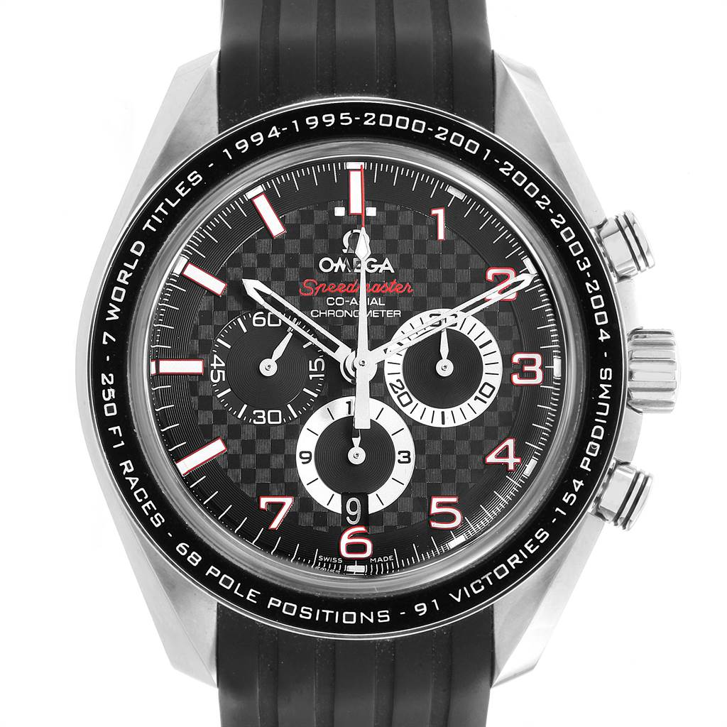 Photo of Omega Speedmaster Legend Chronograph Mens Watch 321.32.44.50.01.001