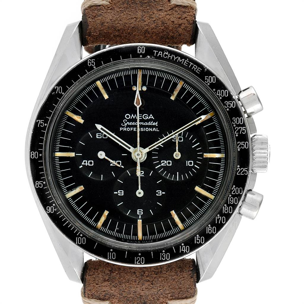 Omega Speedmaster Vintage 321 DON Dial Mens Watch 145.012 SwissWatchExpo