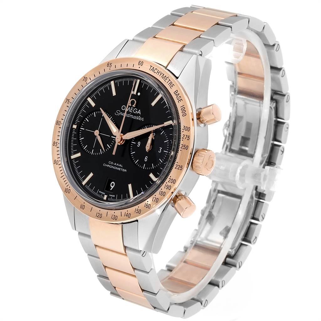 Omega Speedmaster 57 Steel Rose Gold Watch 331.20.42.51.01 ...