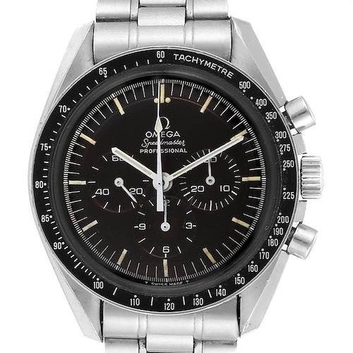Photo of Omega Speedmaster Vintage PreMoon Watch Brown Tropical Dial 145.022-69
