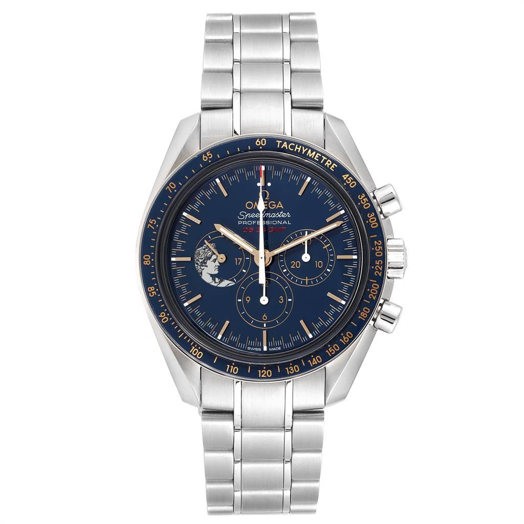 24714 Omega Speedmaster Apollo XVII LE Mens MoonWatch 311.30.42.30.03.001 SwissWatchExpo