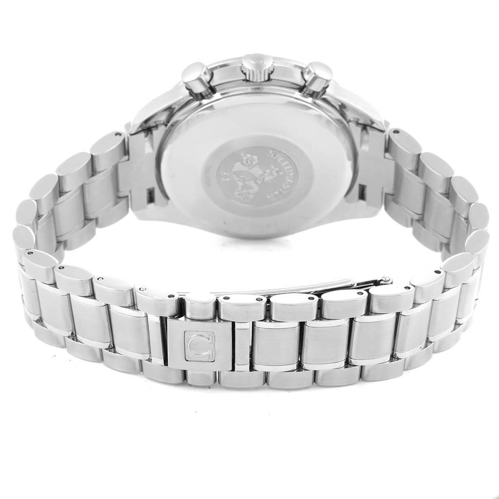 25122 Omega Speedmaster Day Date Chronograph Mens Watch 3523.30.00 Box SwissWatchExpo