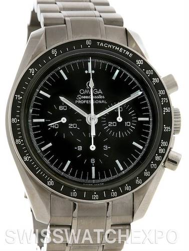 Photo of Omega Mens Speedmaster Professional Moonwatch Watch
