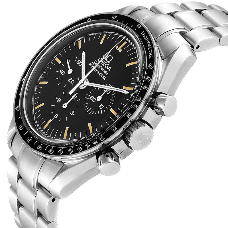 Omega Speedmaster Vintage MoonWatch Caliber 861 Mens Watch 145.022 SwissWatchExpo