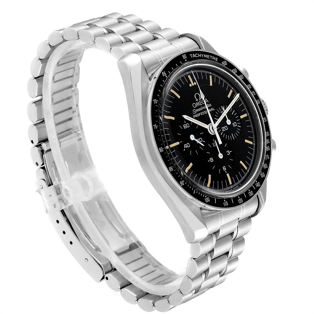 Omega Speedmaster MoonWatch Vintage Caliber 861 Chronograph Mens Watch SwissWatchExpo