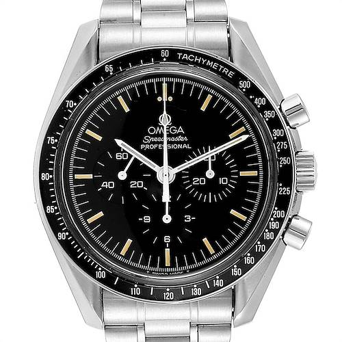 Photo of Omega Speedmaster MoonWatch Vintage Caliber 861 Chronograph Mens Watch