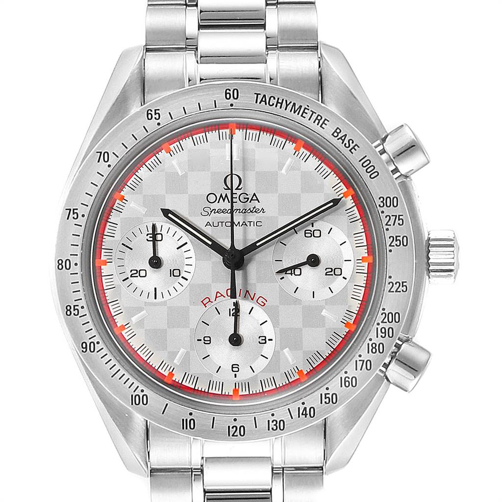 Omega Speedmaster Schumacher Racing Limited Edition Watch 3517.30.00