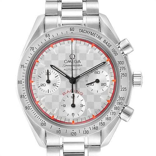Photo of Omega Speedmaster Schumacher Racing Limited Edition Watch 3517.30.00