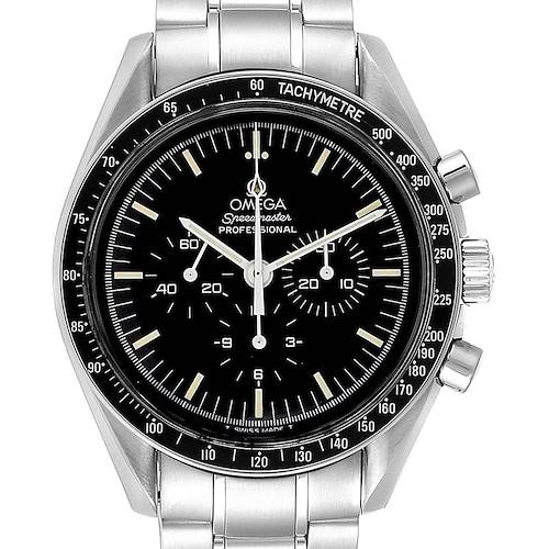Photo of Omega Speedmaster 861 Steel Mens Moon Watch 3590.50.00