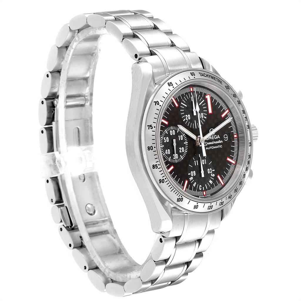 Omega Speedmaster Schumacher Racing Limited Edition Watch 3519.50.00 SwissWatchExpo