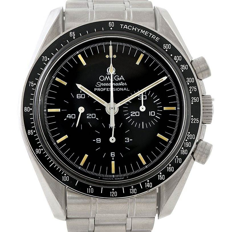 7724 Omega Speedmaster Professional Moon 861 Watch  SwissWatchExpo