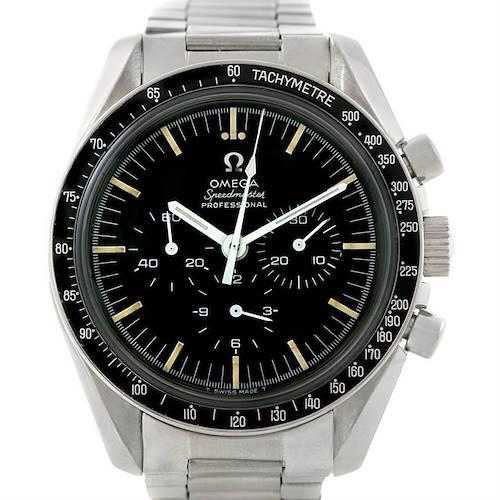 Photo of Omega Speedmaster Transitional Vintage 861 Moon Watch