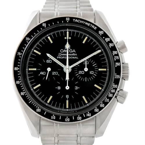 Photo of Omega Speedmaster Professional Caliber 861 Moon Watch
