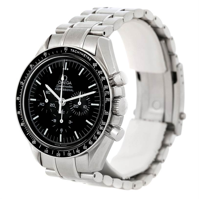 7948 Omega Speedmaster Professional Caliber 1861 Moon Watch SwissWatchExpo