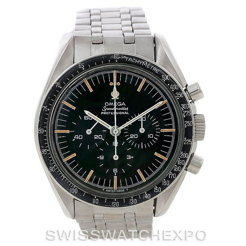 8365 Omega Speedmaster Premoon Vintage Caliber 321 Mens Watch SwissWatchExpo