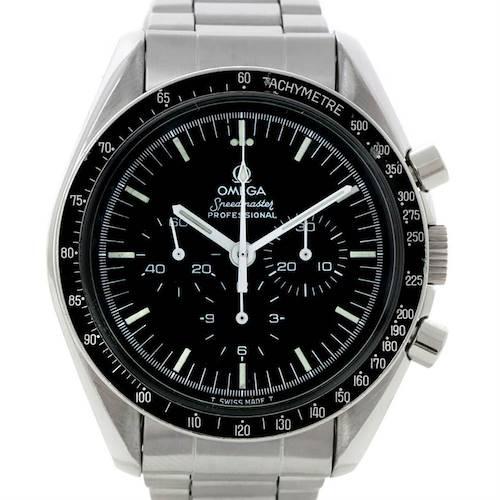 Photo of Omega Speedmaster 861 Steel Mens Moon Watch