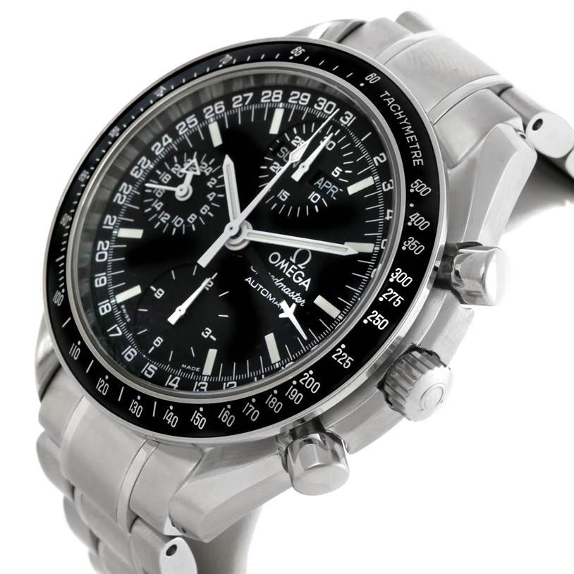 8994 Omega Speedmaster Day Date Mens Watch 3520.50.00 SwissWatchExpo