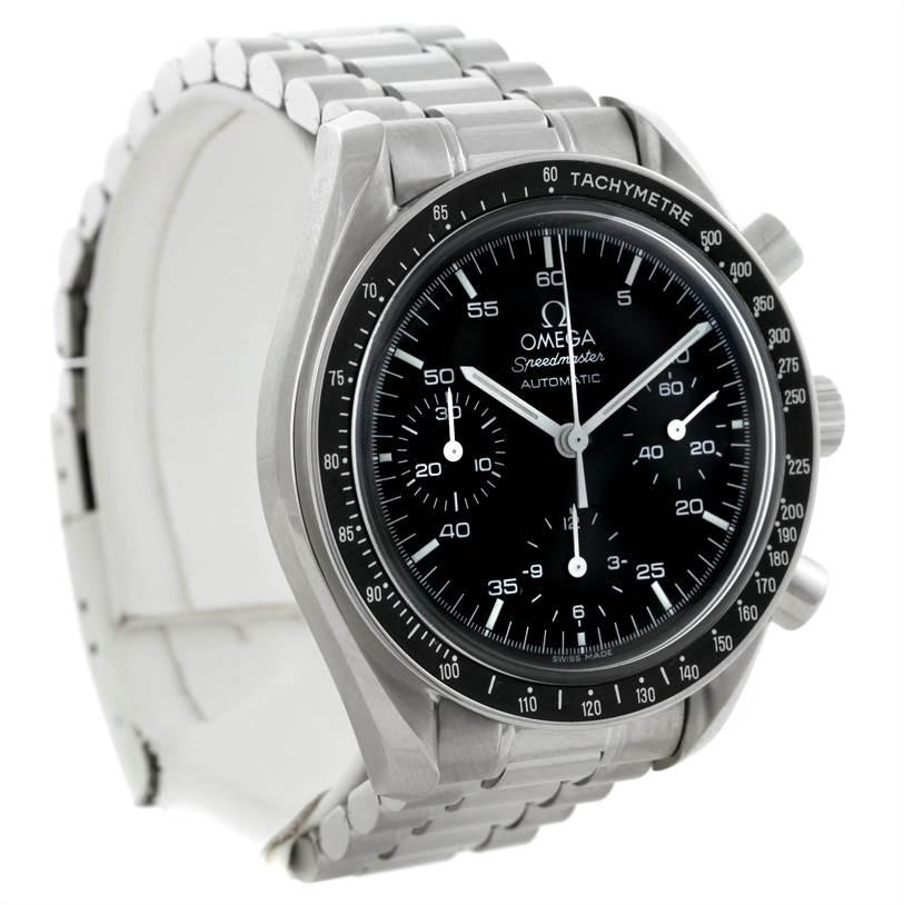 omega speedmaster reduced automatic mens watch. Black Bedroom Furniture Sets. Home Design Ideas