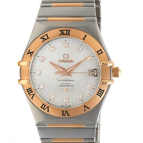 Photo of Omega Constellation Classic New Mid-size 11120362052001