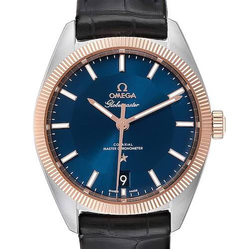 Photo of Omega Constellation Globemaster Steel Sedna Gold Watch 130.23.39.21.03.001