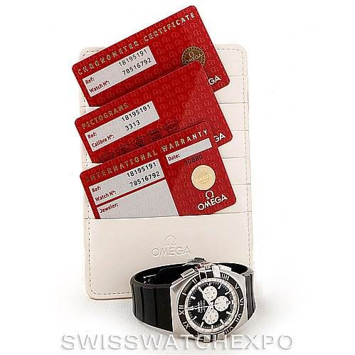 7886 Omega Constellation Double Eagle Mens Watch 1819.51.91 SwissWatchExpo
