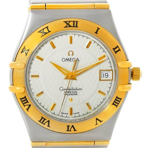 Photo of Omega Constellation Perpetual Calendar Mens Watch 1252.30.00