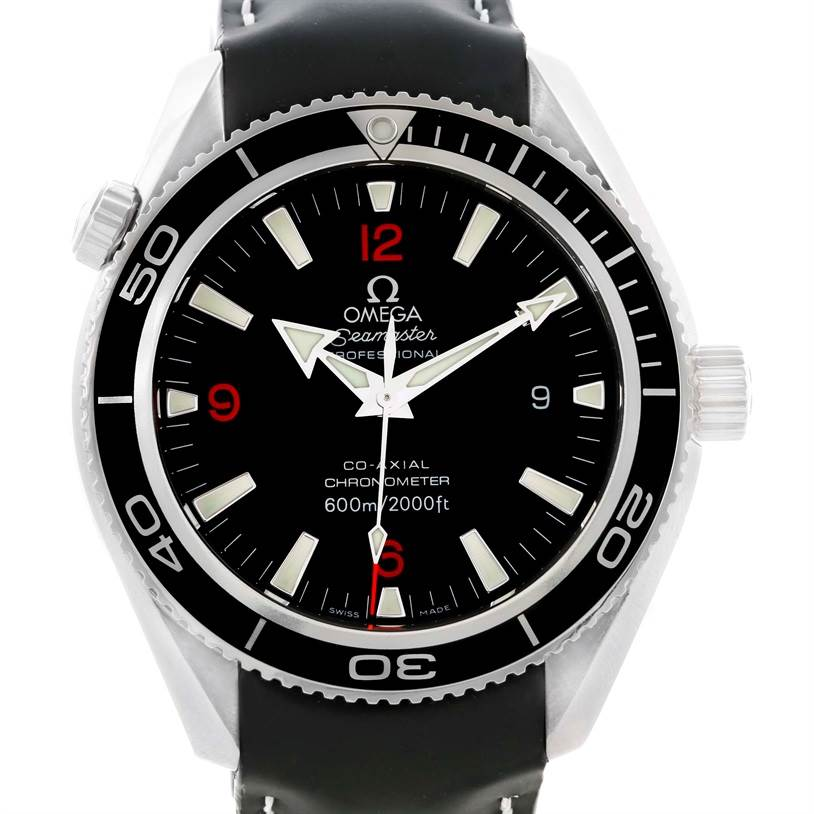 Omega Seamaster Planet Ocean Mens Watch 2201.51.00 Box Papers