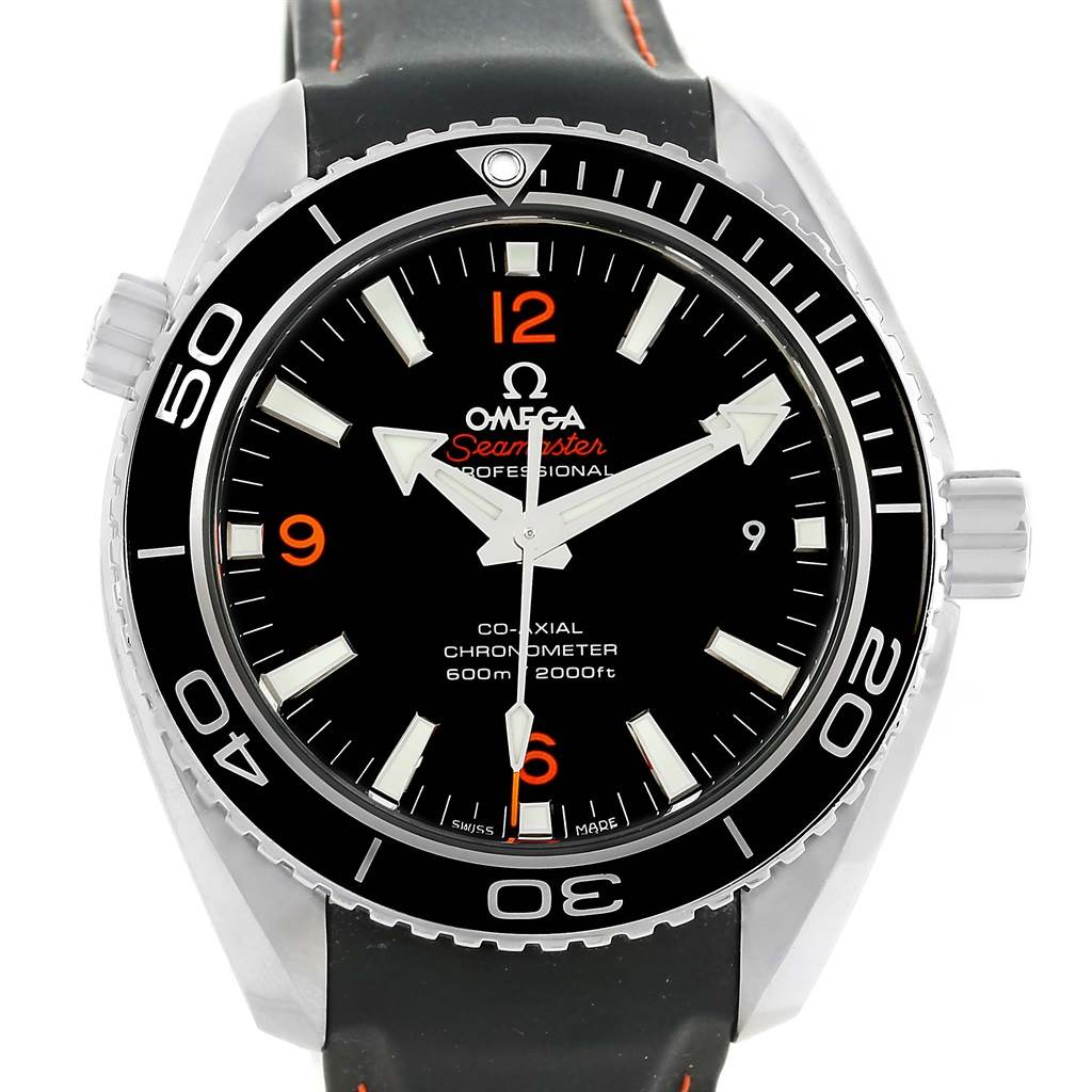 Omega Seamaster Planet Ocean Co-Axial 42mm Watch 232.32.42.21.01.005