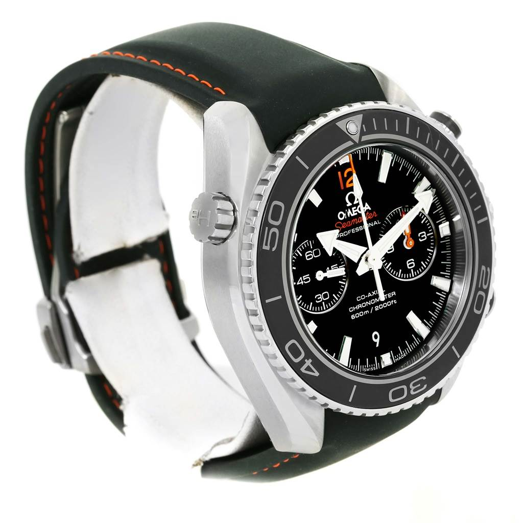 13776 Omega Seamaster Planet Ocean Mens Watch 232.32.46.51.01.005 SwissWatchExpo