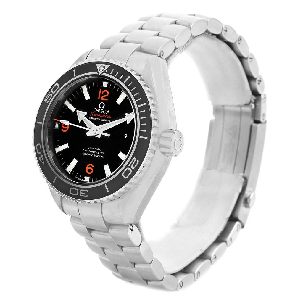 14145 Omega Seamaster Planet Ocean 37.5 mm Watch 232.30.38.20.01.002 SwissWatchExpo