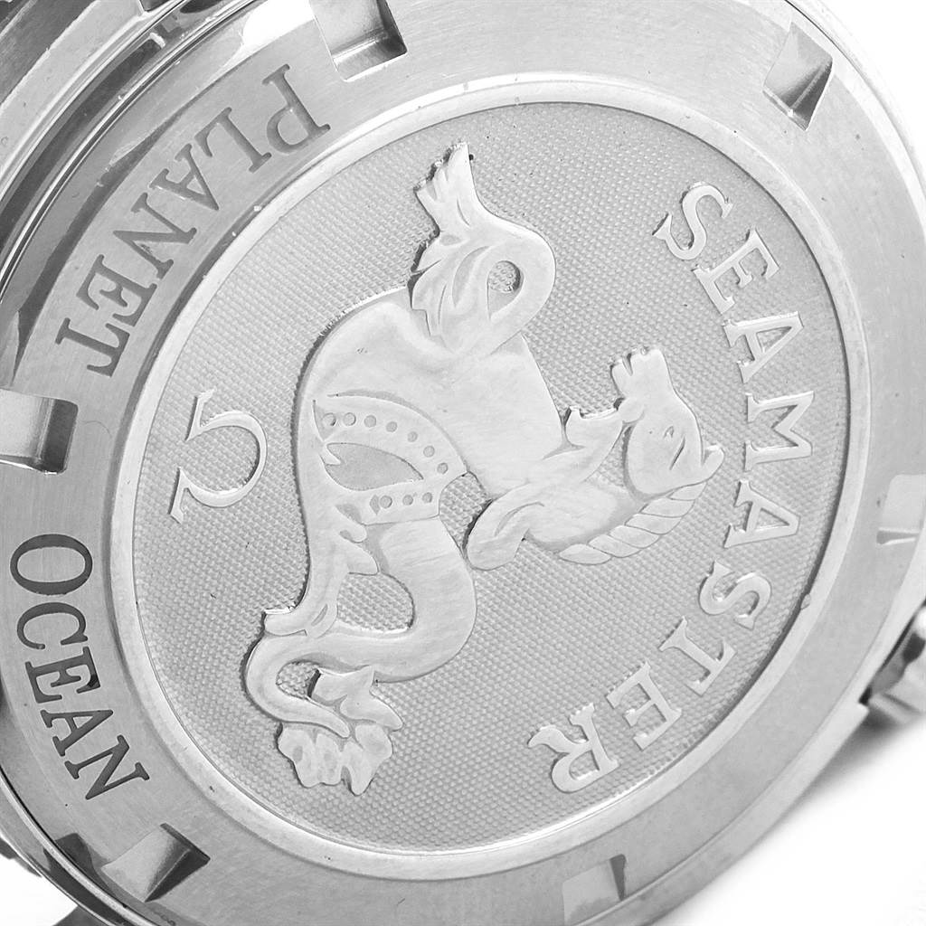 15641 Omega Seamaster Planet Ocean Mens 42mm Co-Axial Watch 2201.50.00 SwissWatchExpo