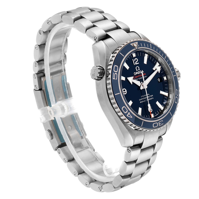 Omega Seamaster Planet Ocean 42mm Watch 232.90.42.21.03.001 Unworn SwissWatchExpo