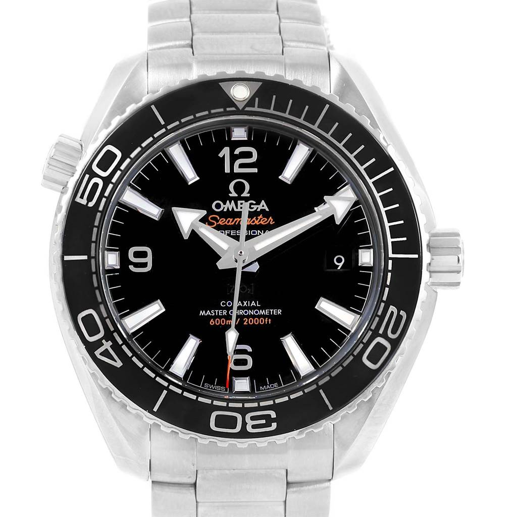 Omega Planet Ocean 600m Automatic 39.5 Mens Watch 215.30.40.20.01.001