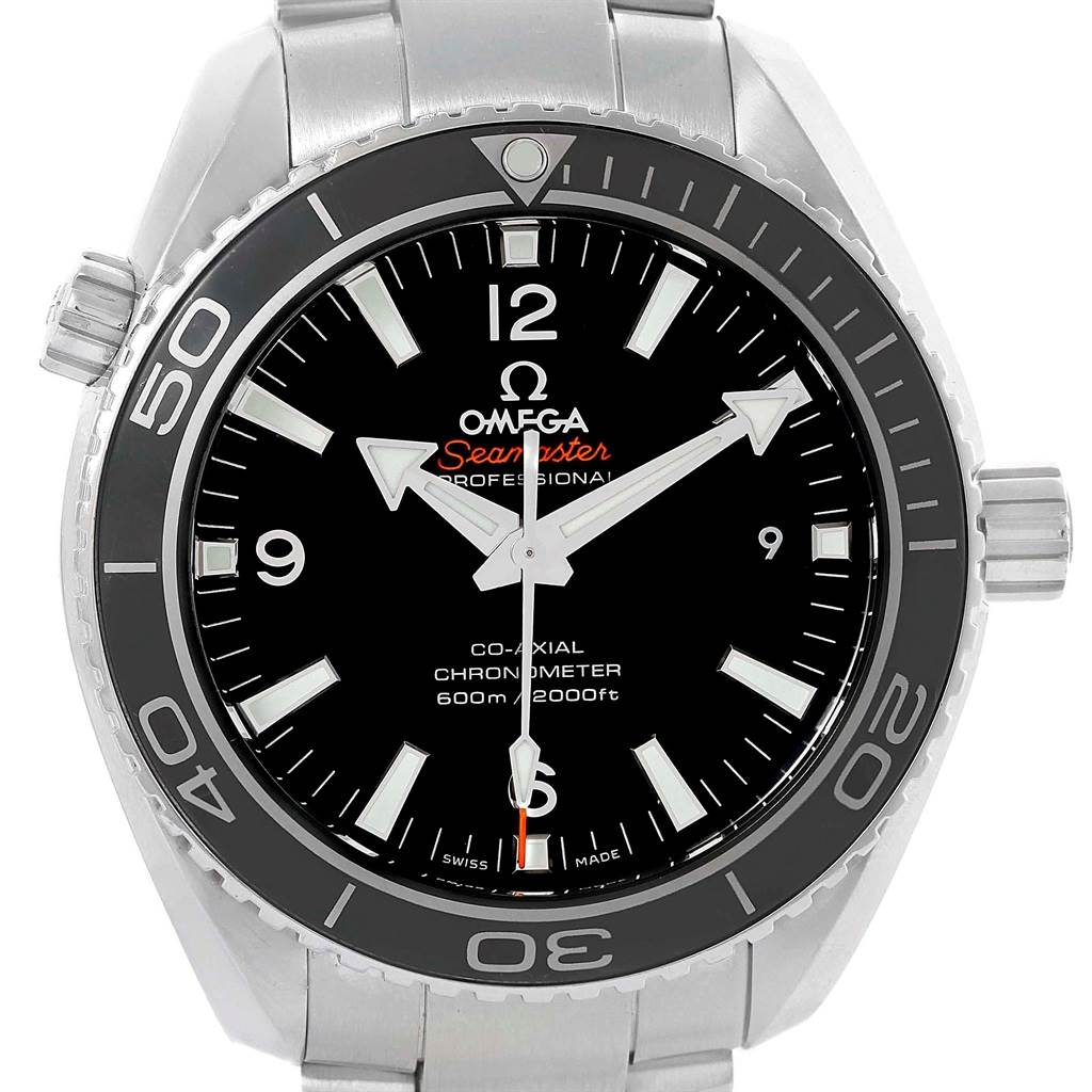 17975 Omega Seamaster Planet Ocean 600m Co-Axial 42mm Watch 232.30.42.21.01.001 SwissWatchExpo