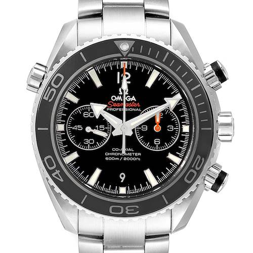 Photo of Omega Seamaster Planet Ocean Chrono 600M Watch 232.30.46.51.01.001