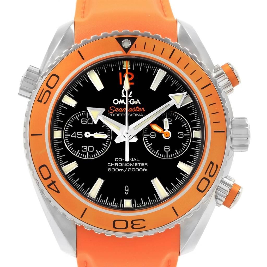 Omega Seamaster Planet Ocean Mens Watch 232.32.46.51.01.001