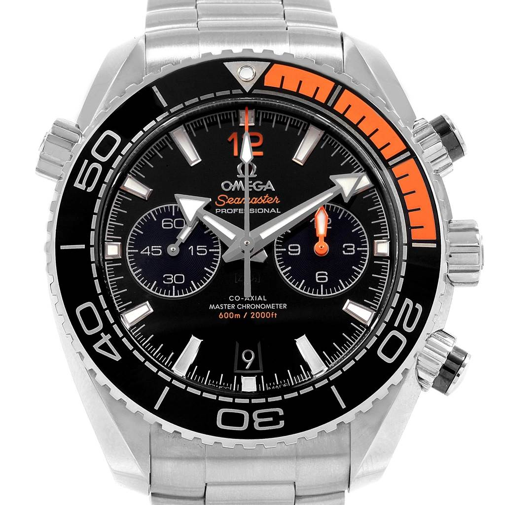 Omega Planet Ocean Master Chronometer 600M Watch 215.30.46.51.01.002