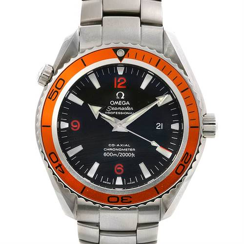 Photo of Omega Seamaster Planet Ocean Big Size New Mens 22085000