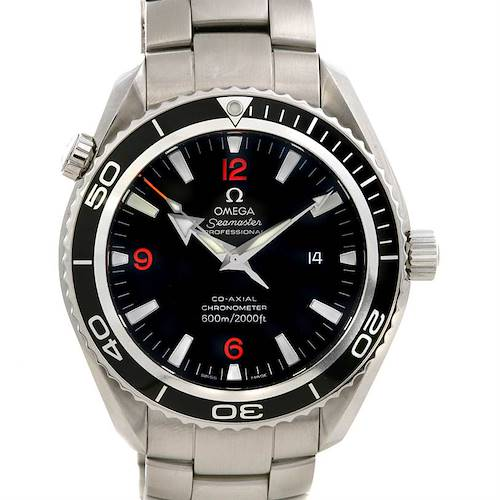 Photo of Omega Seamaster Xl Planet Ocean New Men 2200.51.00 2011