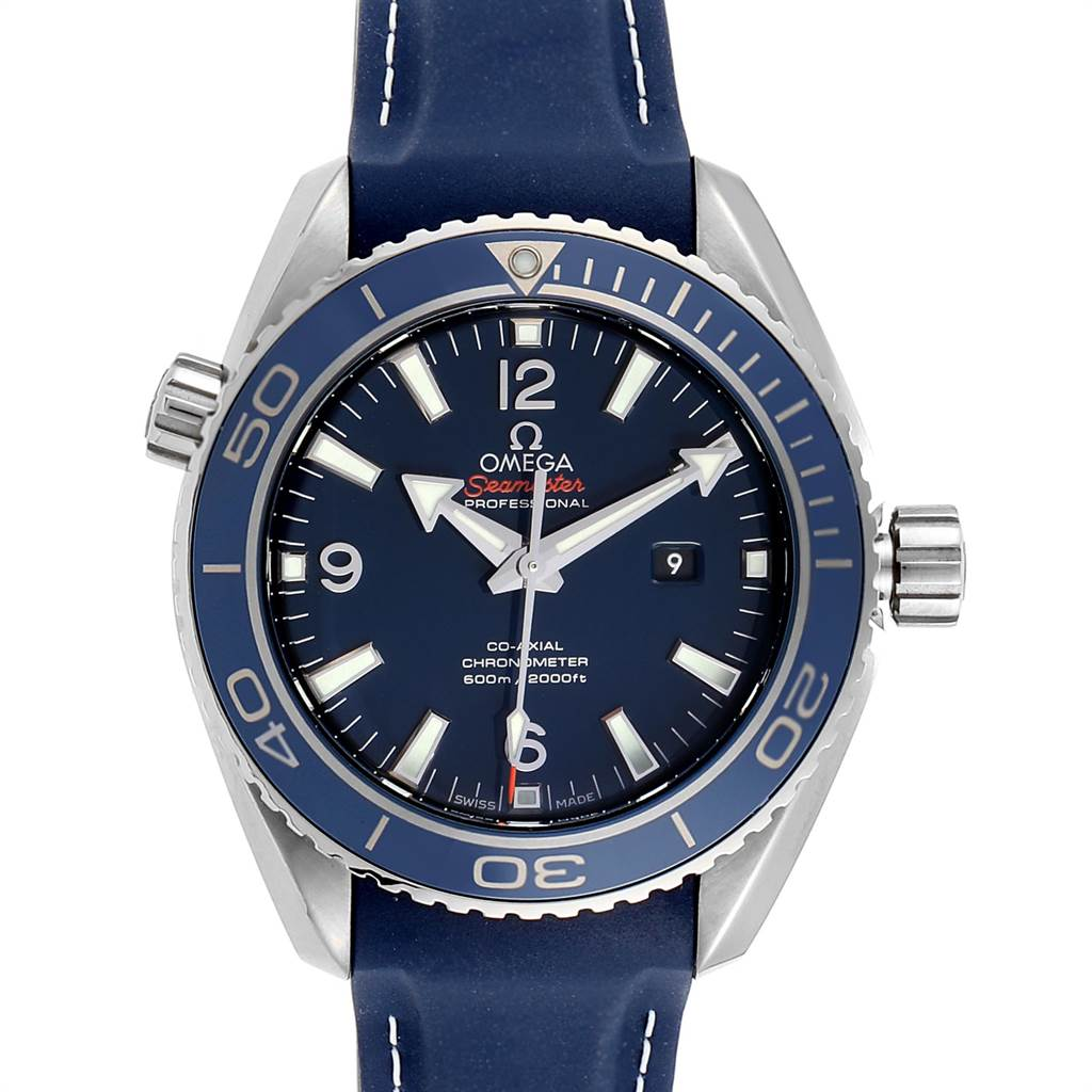 Omega Seamaster Planet Ocean 37.50Titanium Watch 232.92.38.20.03.001