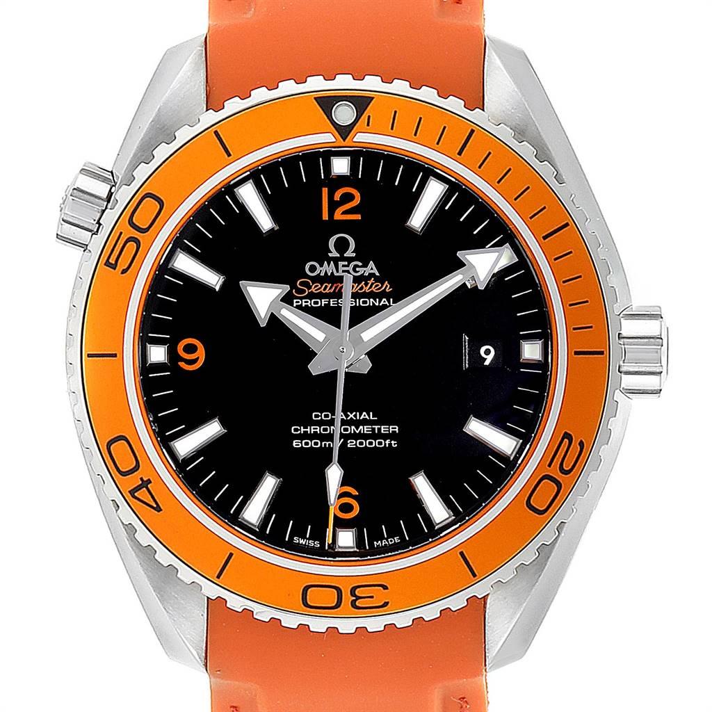 Omega Seamaster Planet Ocean 42mm Mens Watch 232.32.42.21.01.001