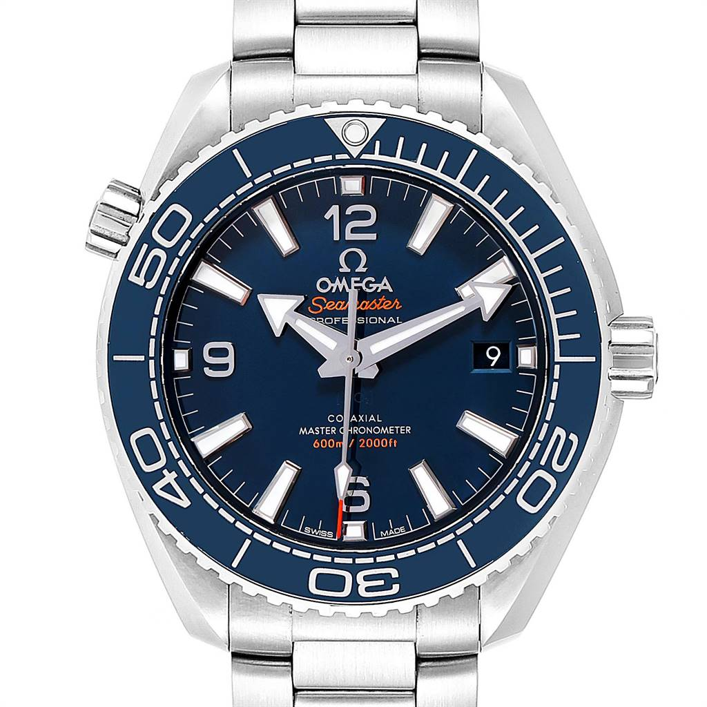 Omega Planet Ocean Master Chronometer 39.5 Watch 215.30.40.20.03.001