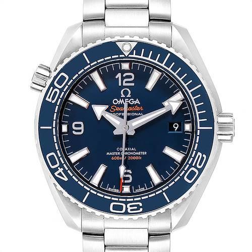Photo of Omega Planet Ocean Master Chronometer 39.5 Watch 215.30.40.20.03.001