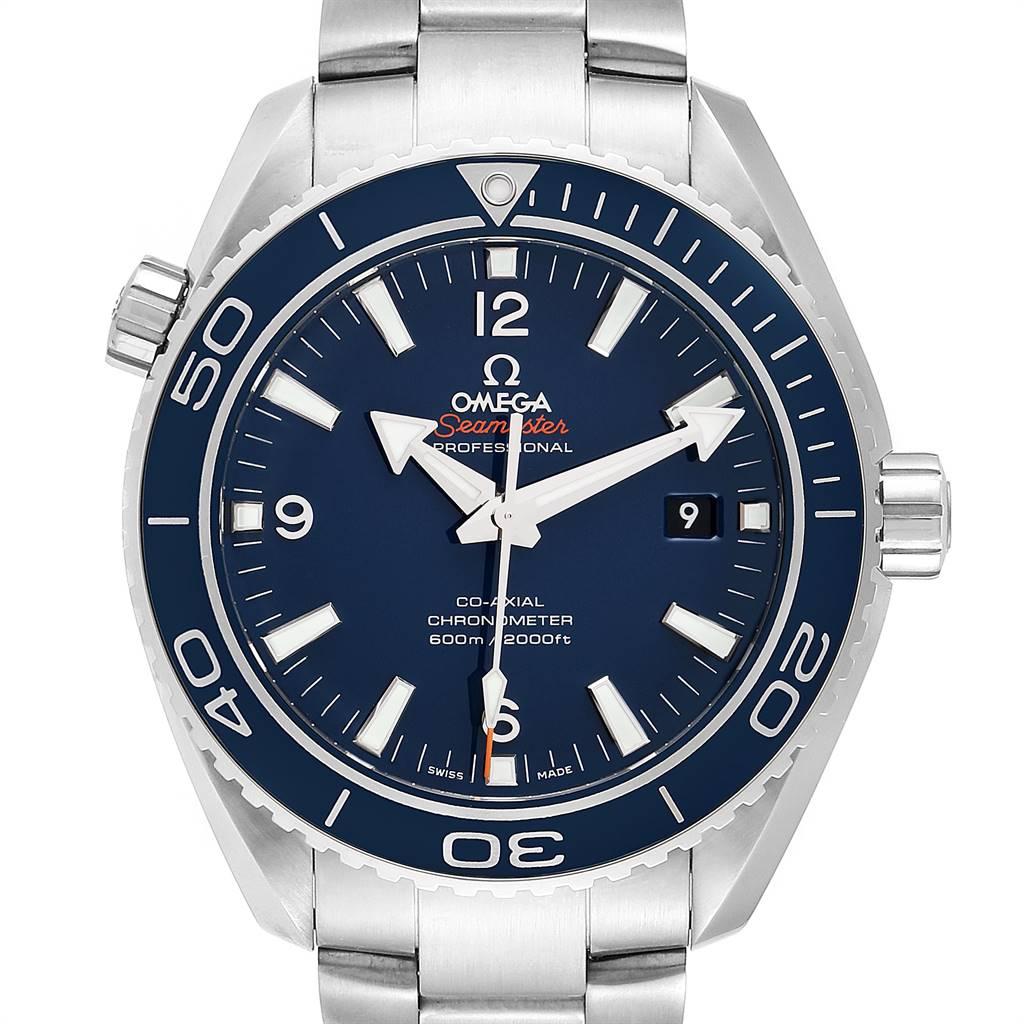 Omega Seamaster Planet Ocean Titanium Watch 232.90.46.21.03.001