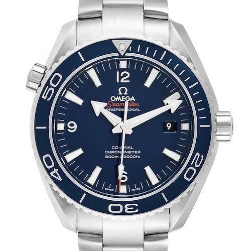 Photo of Omega Seamaster Planet Ocean Titanium Watch 232.90.46.21.03.001