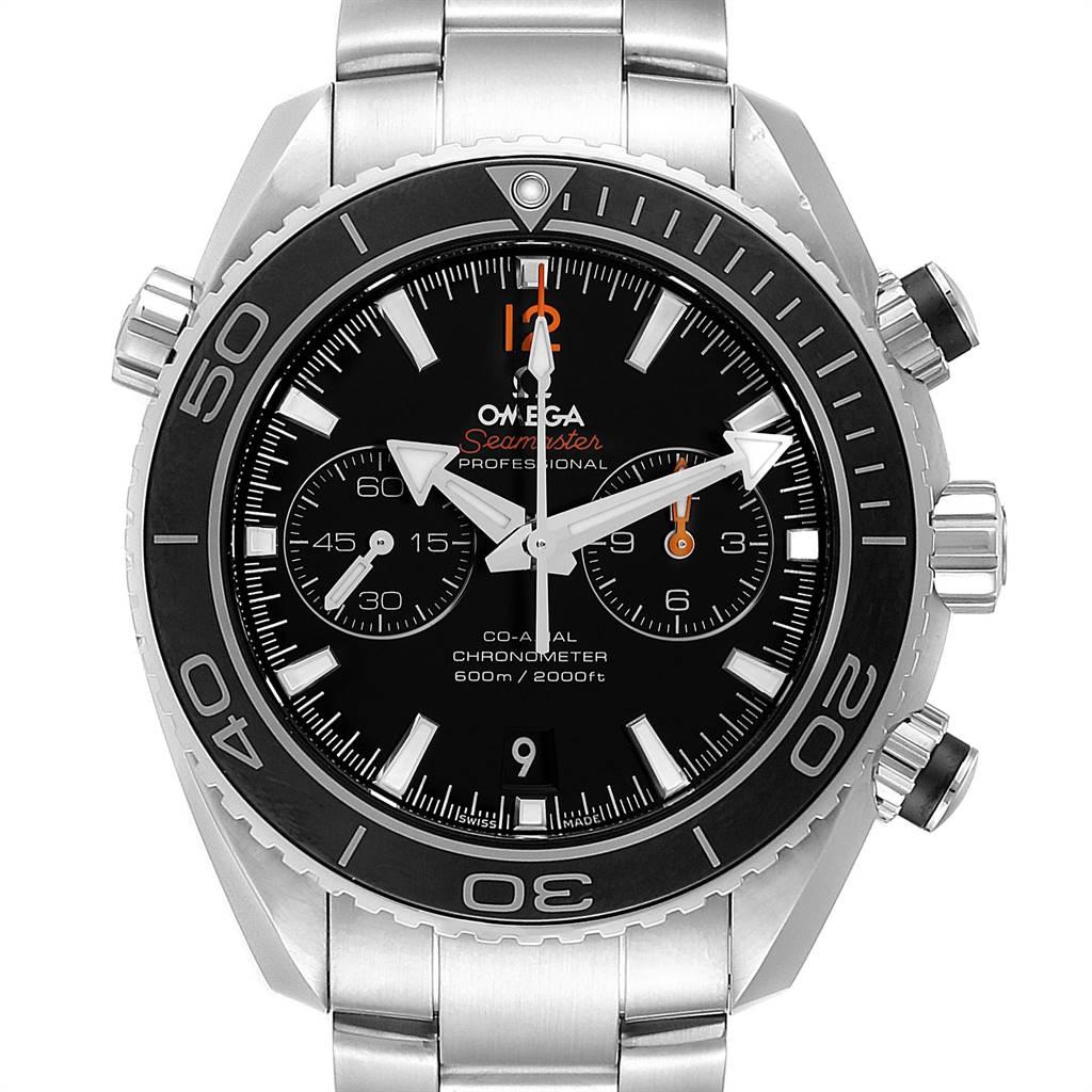 Omega Seamaster Planet Ocean 600M Watch 232.30.46.51.01.001 Card