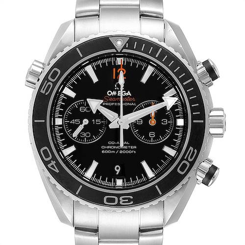 Photo of Omega Seamaster Planet Ocean 600M Watch 232.30.46.51.01.001 Card